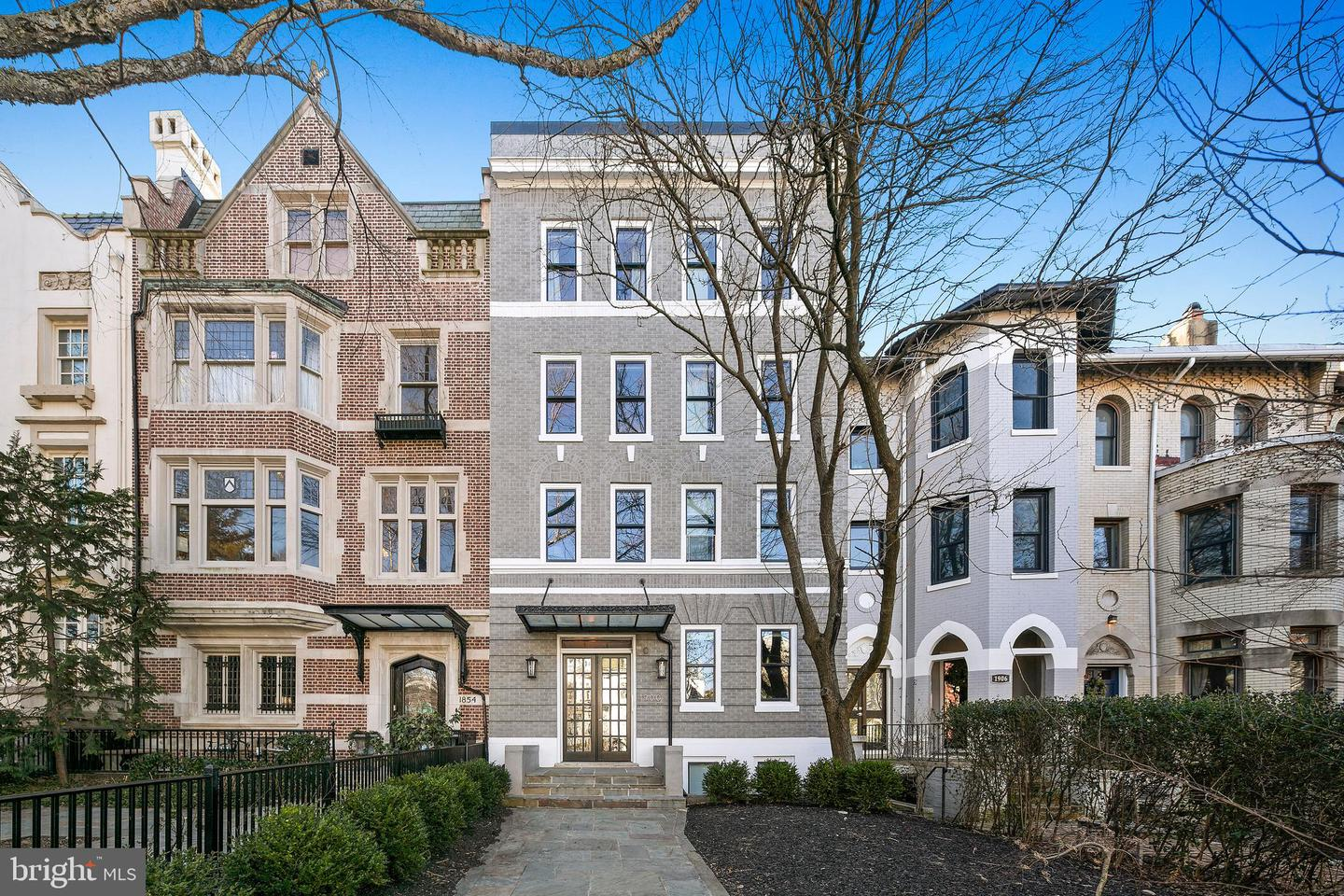 Single Family Homes for Sale at Washington, District Of Columbia 20009 United States