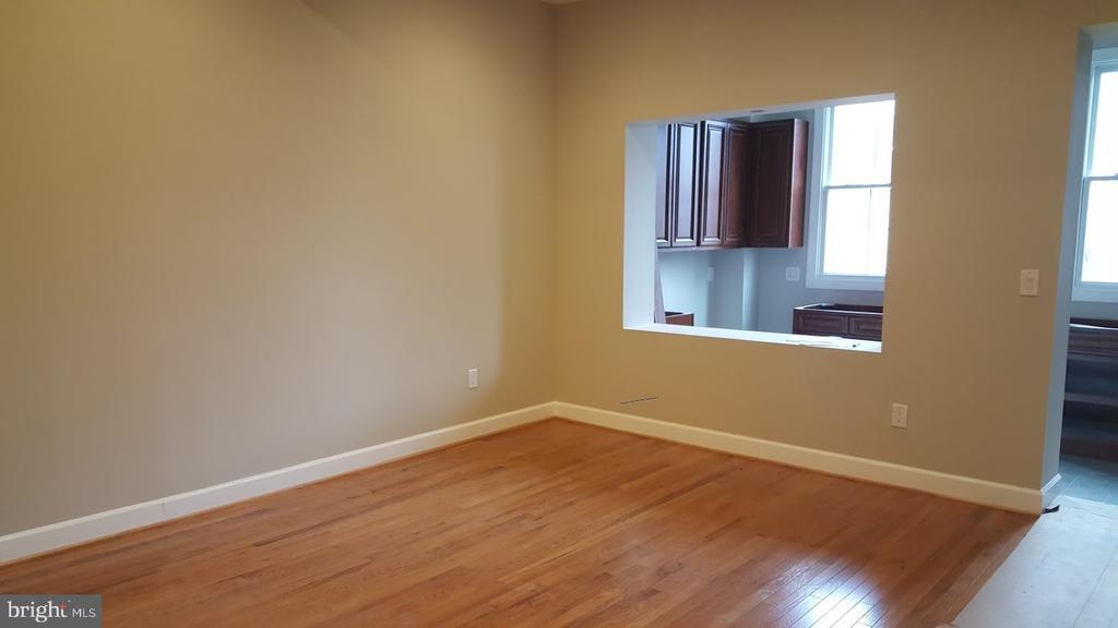 Hardwood Floors Throughout - 208 T ST NE, WASHINGTON