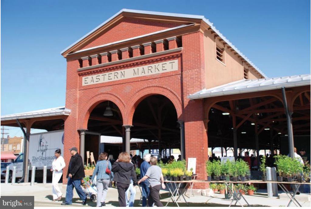Eastern Market - 1000 NEW JERSEY AVE SE #606, WASHINGTON