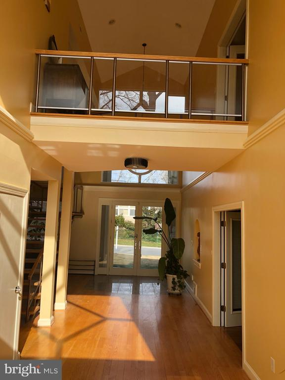 From the back to the front. I love the bridge! - 6809 CALVERTON DR, HYATTSVILLE
