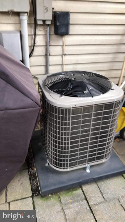 HVAC 2019 - 107 BARROWS CT, FREDERICKSBURG