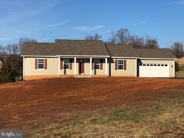 Single Family Homes 為 出售 在 Lignum, 弗吉尼亞州 22726 美國