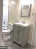 bathroom 3 (basement) - 7010 ORIOLE AVE, SPRINGFIELD