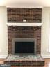 2nd fireplace - 7010 ORIOLE AVE, SPRINGFIELD