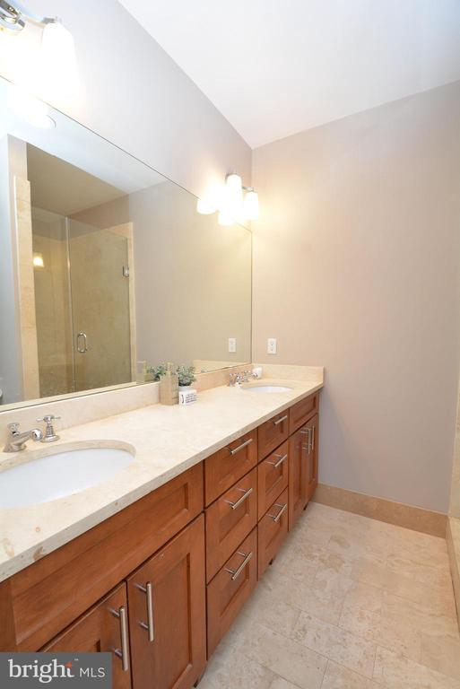 Master Bath-Dual Sinks - 215 I ST NE #1A, WASHINGTON