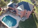 Oversized swimming pool - 13701 ESWORTHY RD, GERMANTOWN