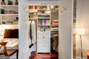 2nd Bedroom Closet - 1881 N NASH ST #1503, ARLINGTON