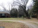 Right side of house - 112 COLEBROOK RD, FREDERICKSBURG