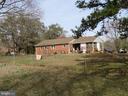 Back of house - 112 COLEBROOK RD, FREDERICKSBURG