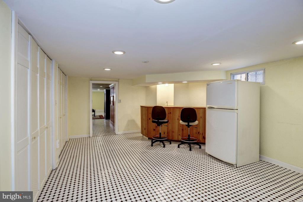 More flex space.  And check out the storage! - 226 8TH ST SE, WASHINGTON