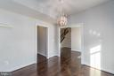 Upgraded Light Fixture - 43358 SOUTHLAND ST, ASHBURN