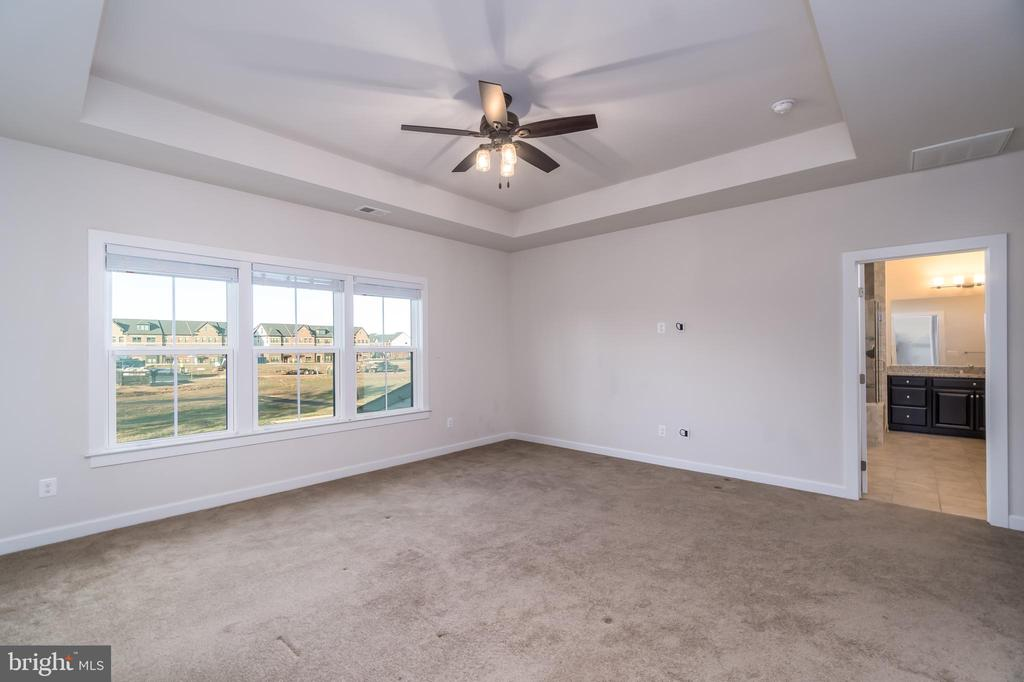 Tray Ceiling - Master Bedroom - 43358 SOUTHLAND ST, ASHBURN