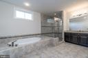 Jetted Soaking Tub - 43358 SOUTHLAND ST, ASHBURN