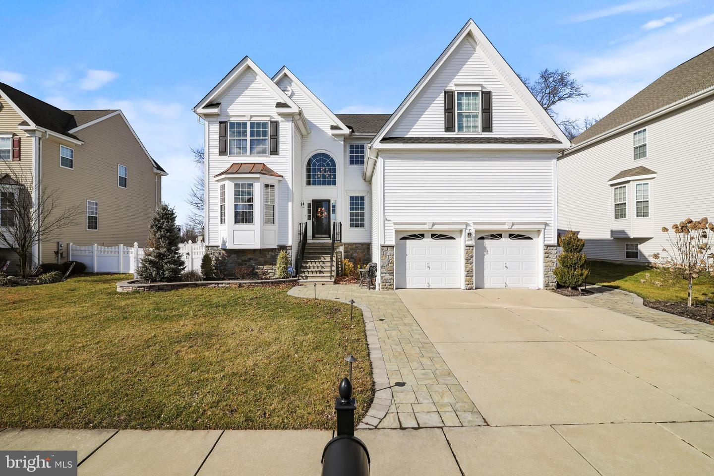 Single Family Homes для того Продажа на West Deptford, Нью-Джерси 08086 Соединенные Штаты