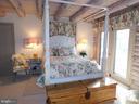 Master Bedroom Suite with 2 sets of French doors - 11713 WAYNE LN, BUMPASS