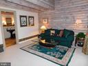 Main level Den/Office/Possible 5th Bedroom - 11713 WAYNE LN, BUMPASS