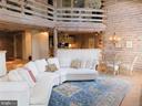 Living Room with balcony above - 11713 WAYNE LN, BUMPASS