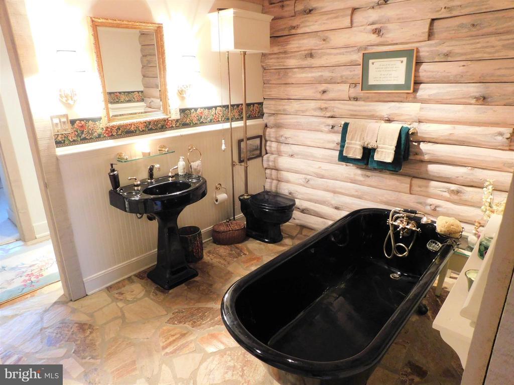 Main level full bath/hall bath - 11713 WAYNE LN, BUMPASS