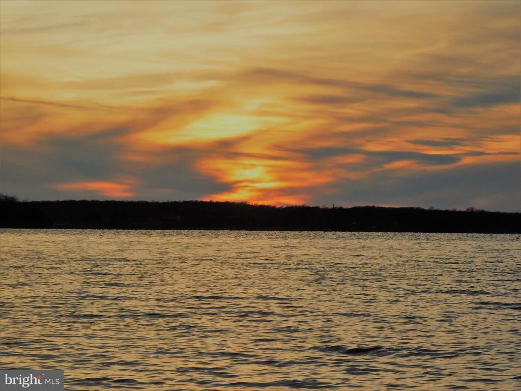 Enjoy sunsets like this! - 11713 WAYNE LN, BUMPASS