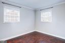 Bedroom #2 - Hardwood Floors - 4405 VERMONT AVE, ALEXANDRIA