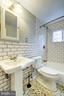 Full Bathroom #1 - Beautifully Renovated - 4405 VERMONT AVE, ALEXANDRIA