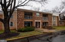 View of building - 5934 COVE LANDING RD #301C, BURKE