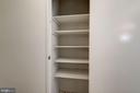 Linen Closet - 4141 HENDERSON RD #324, ARLINGTON