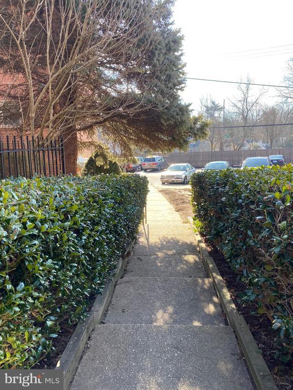 Exterior Community - 3419 UNIVERSITY BLVD W #102, KENSINGTON