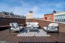 Rooftop Deck - 1809 PHELPS PL NW, WASHINGTON