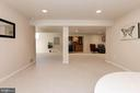 Recreation Room - 1340 DASHER LN, RESTON