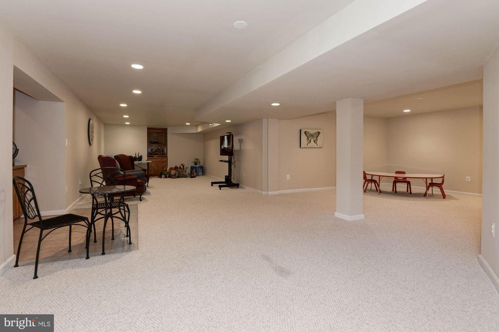 Lower Level - 1340 DASHER LN, RESTON
