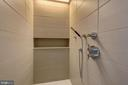 Master Shower - 920 I ST NW #702, WASHINGTON