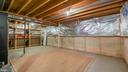 Basement ready for you to finish and great storage - 13 MEADOWGATE CIR, GAITHERSBURG