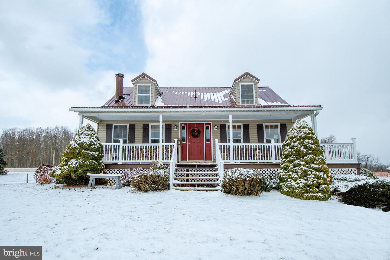 Single Family Homes 용 매매 에 Swanton, 메릴랜드 21561 미국