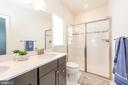 Master Bath - 8208 SECLUDED COVE LN, DUNDALK