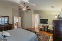 master bedroom - 11485 WATERHAVEN CT, RESTON