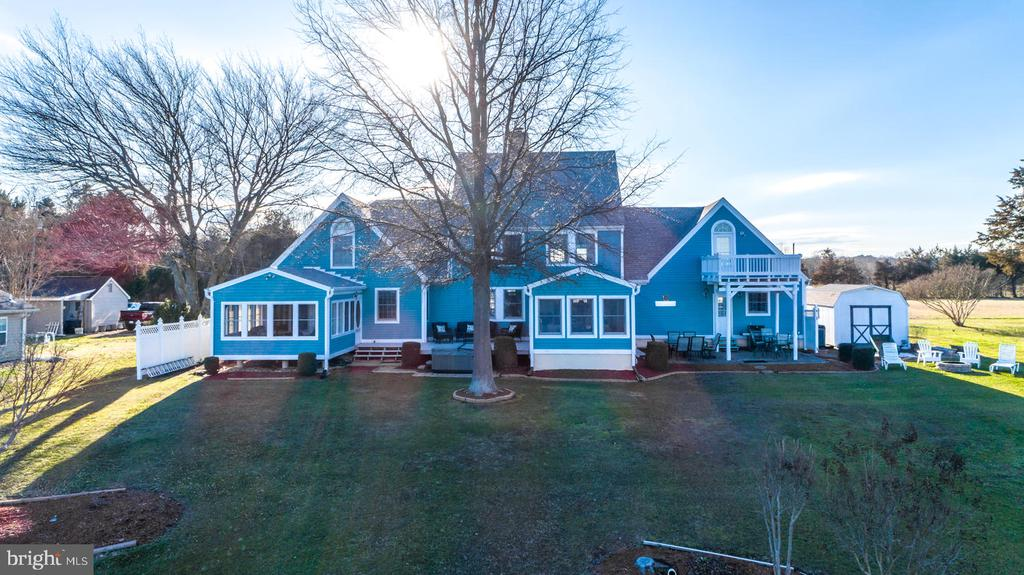 Surrounded by peace & tranquility - 15798 LANCASTER FARM RD, NEWBURG