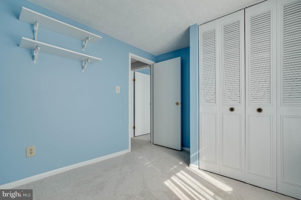 Second bedroom with large closet - 1809 TILLETSON PL, WOODBRIDGE