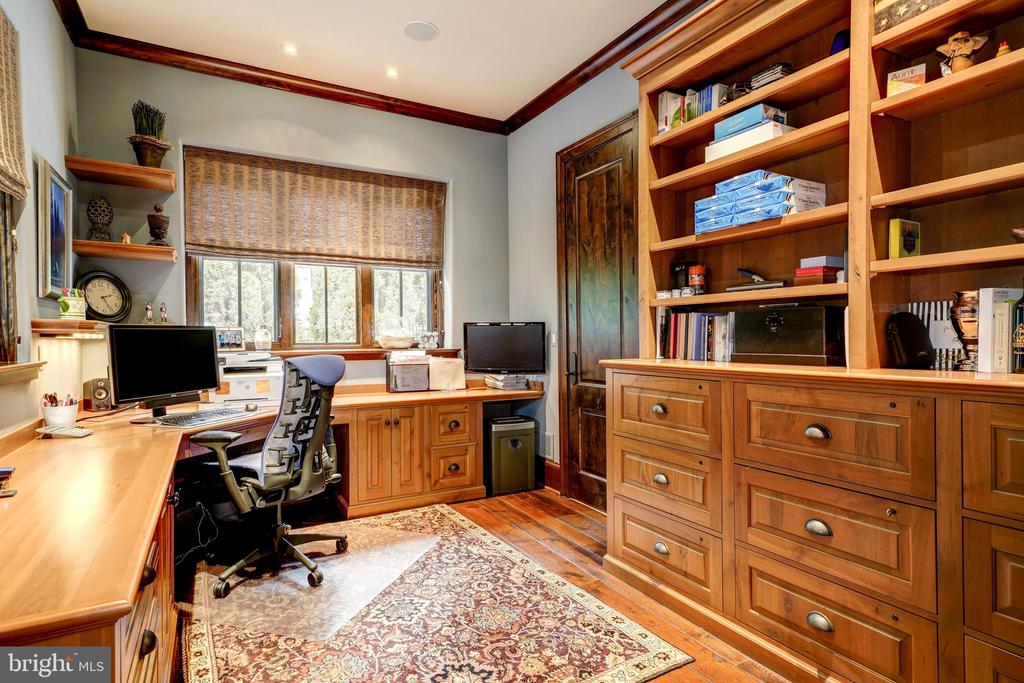 Office - 8001 OVERHILL RD, BETHESDA