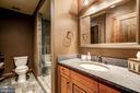 Fourth Bath - 8001 OVERHILL RD, BETHESDA