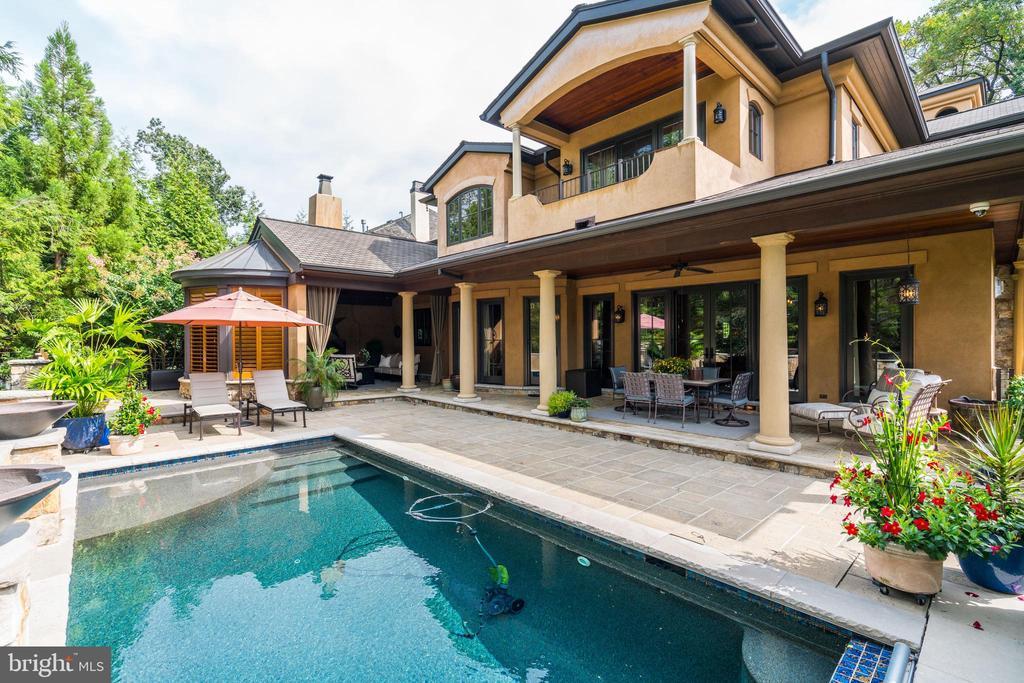 Swimming Pool - 8001 OVERHILL RD, BETHESDA