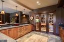 Bar/Wine Cellar - 8001 OVERHILL RD, BETHESDA