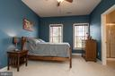 En Suite Bedroom with Private Bath - 43168 HASBROUCK LN, LEESBURG