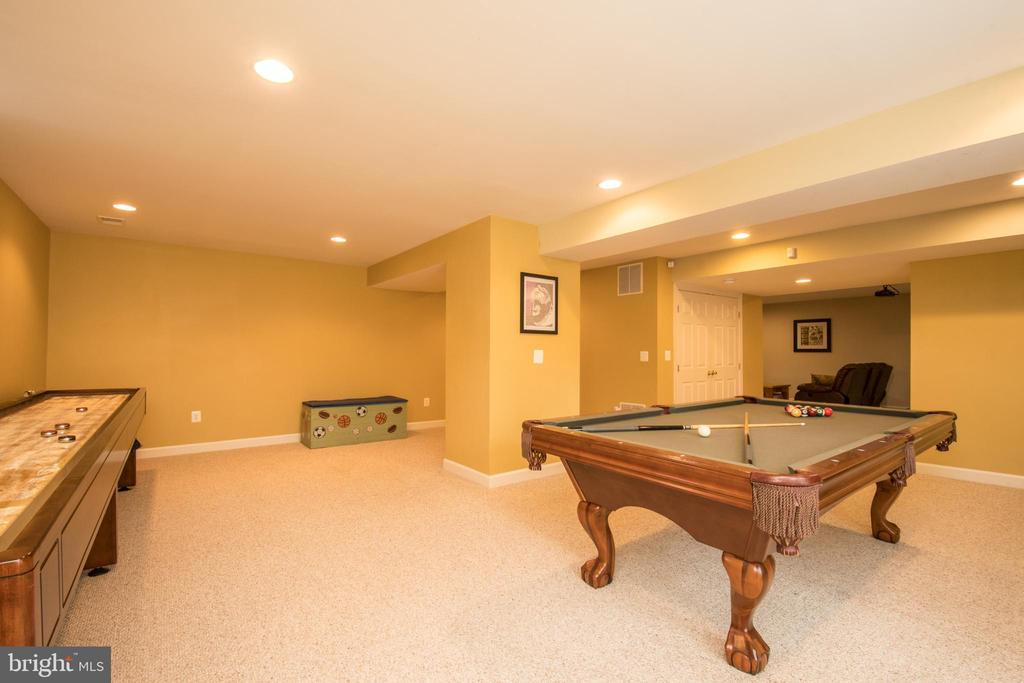 Ample space to convert to additional bedroom - 43168 HASBROUCK LN, LEESBURG