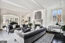 Living Room - 4 THOMPSON CIR NW, WASHINGTON