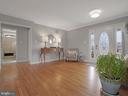 Foyer - 4803 TIMBER DR, MOUNT AIRY