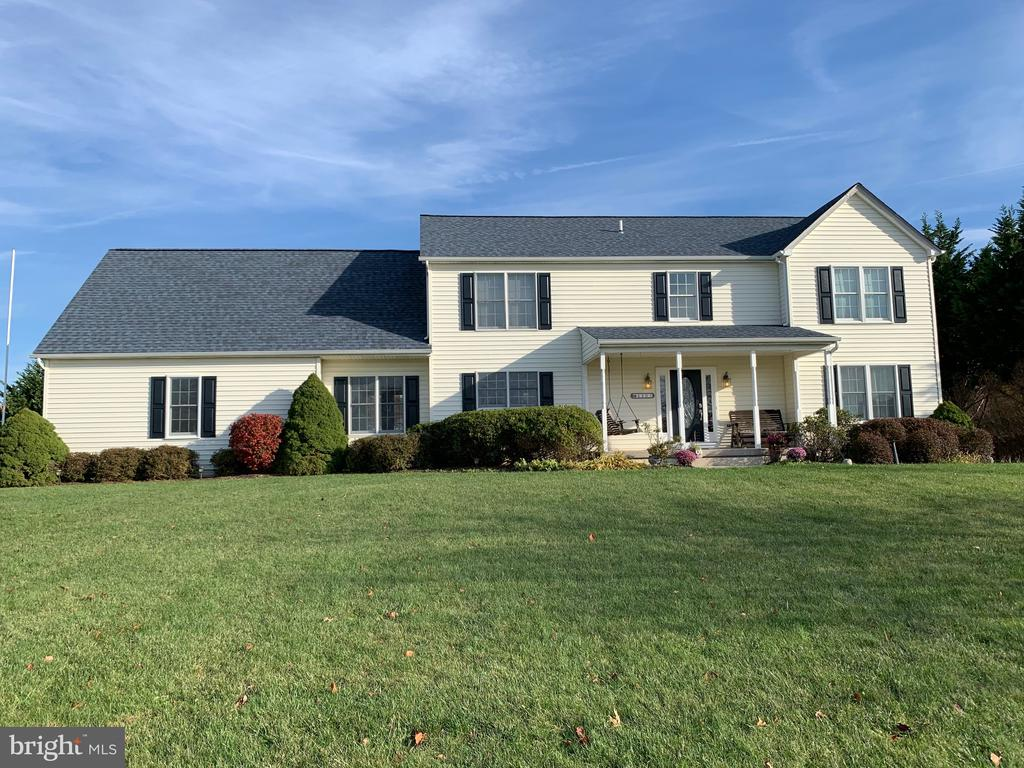 Property in the Fall - 4803 TIMBER DR, MOUNT AIRY