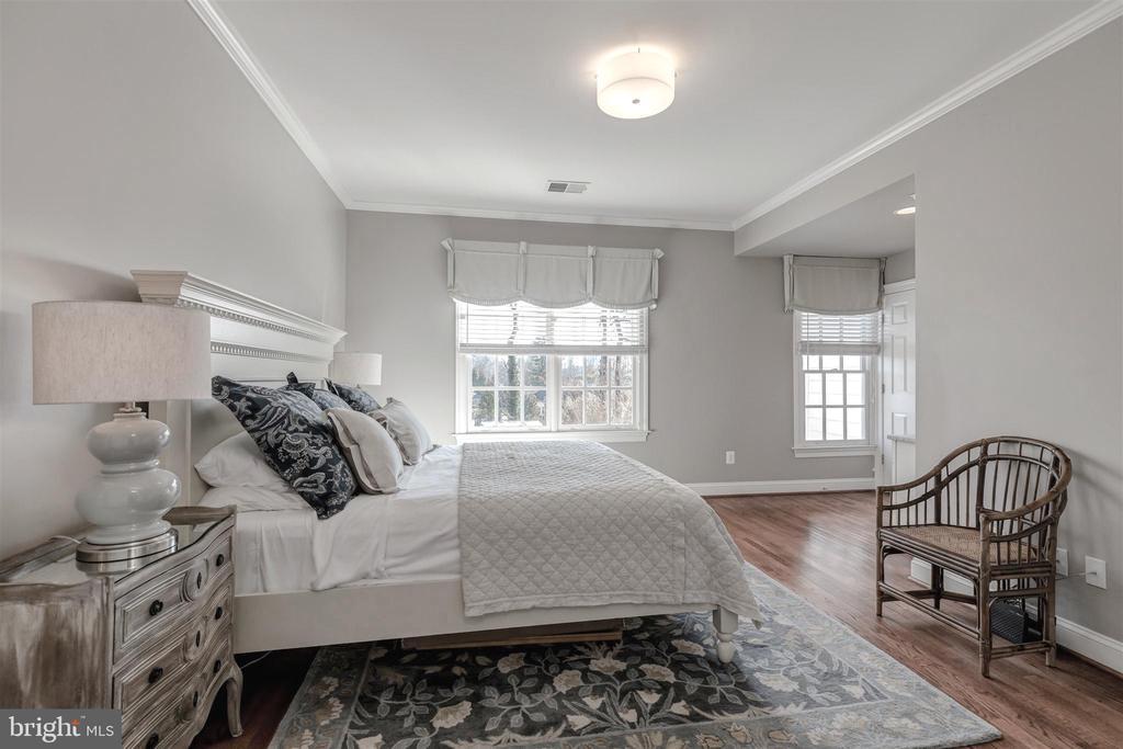 Upper Bedroom #4 - 8429 BROOK RD, MCLEAN