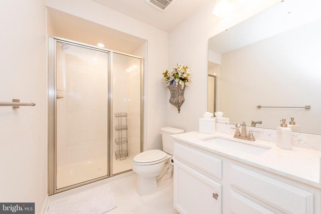 Lower level full bath 3 - 9689 AMELIA CT, NEW MARKET