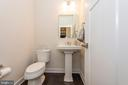 Powder room - 9689 AMELIA CT, NEW MARKET